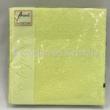 AMB.12504931 Elegance light green papírszalvéta 25x25cm, 15db-os