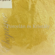 AMB.12504937 Elegance gold papírszalvéta 25x25cm, 15db-os