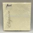 AMB.12506920 Elegance pearl cream papírszalvéta 25x25cm, 15db-os
