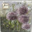 AMB.13311595 Allium papírszalvéta 33x33cm, 20db-os