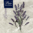 P.W.SDL120103 Lavender for You papírszalvéta 33x33cm, 20db-os