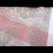 Rózsaszín rózsás futó 55x155 cm