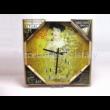 D.I.19-20 Üveg falióra Klimt: Adél, 30x30x2 cm