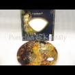 H.C.198-1302 Üvegtál Klimt: Adél, 2x30 cm
