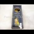 H.C.198-8031 Osztott ovál üvegtál Klimt: Csók, 2x29x11 cm