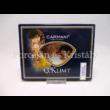 H.C.198-9006 Üveg teafiltertartó Klimt: Anya gyermekével, 1,5x11,5x16,5 cm