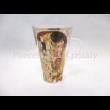 H.C.841-5002 Üvegpohár szett 2 részes Klimt: Csók