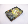 H.C.021-4905 Pénztárca Klimt: Adél, 3x10x14,5 cm