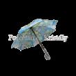 H.C.021-6601 Esernyő Monet: Vízililiomok 100 cm