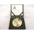 H.C.181-1013 Nagyítós piperetükör Klimt: Hölgy legyezővel, 1x7,5 cm