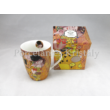 D.G.19650 Porcelánbögre 400 ml, Klimt: Csók