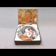 P.P.W3S28-12495 Talpas tortatál lapáttal, Mucha: Topáz, 8,5x29 cm