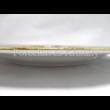 P.P.W4A27-16601 Porcelán süteményeskészlet lapáttal 6 személyes, 8 részes, Klimt: Csók