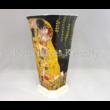 P.P.W4B25-17312 Porcelán váza 28x15,5cm, Klimt: Csók