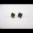 8420 Ginkgo ékszer szett zöld, 2 részes