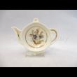 10184/059 Teafiltertartó búzavirágos, 1,5x11x8,5 cm