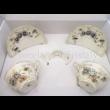 9335/059 Mini-tea 5 részes búzavirágos