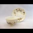 9335/059 Teacsésze alj búzavirágos, 2x15,5 cm