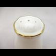 9335/3/059 Fűszerszóró 3 lyukú búzavirágos, 9x6 cm