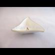 193/1131 Háromszög kínálótál bimbó 3,3x10x8,7 cm