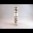 9170/1/131 Váza bambusz, 20x5,5 cm