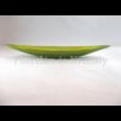 9711 Csónaktál zöld eosin, 5x41x8,8 cm