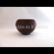 644/3 Kaspó piros eosin, 10x14 cm