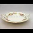 9335/026 Süteményestál pillangós, 3,8x26x25 cm