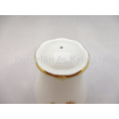 9335/1/026 Fűszerszóró 1 lyukú pillangós, 9x6 cm