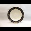 9335/6100 Főzelékestál pompadour I., 7,5x25 cm