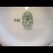 9335/6100 Mokka tejkiöntő pompadour I., 150 ml