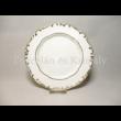 9335/9257 Csemegetányér stafír, 2,2x20,5 cm