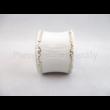 9335/6026 Szalvétagyűrű tollrajzos, 4x5 cm