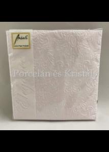 AMB.12506924 Elegance Pearl Lilac papírszalvéta 25x25cm, 15db-os