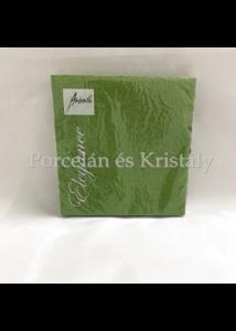 AMB.13304933 Elegance Summer green papírszalvéta 33x33cm, 15db-os