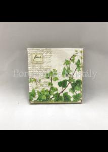 AMB.13305820 Tendril cream papírszalvéta 33x33cm, 20db-os