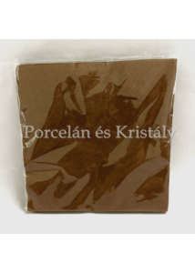 VRP-SÖTÉTBARNA papírszalvéta 33x33cm, 15 db-os