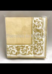 VRP-V/FEH-ROMANTIK papírszalvéta 25x25cm, 15 db-os