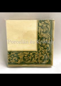 VRP-V/Z-ROMANTIK papírszalvéta 25x25cm, 15 db-os