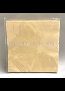 VRP-VAJ papírszalvéta 33x33cm, 15 db-os