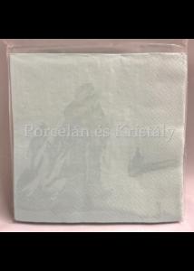 VRP-VILÁGOSKÉK papírszalvéta 33x33cm, 15 db-os