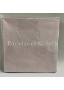 VRP-VILÁGOSLILA papírszalvéta 33x33cm, 15 db-os