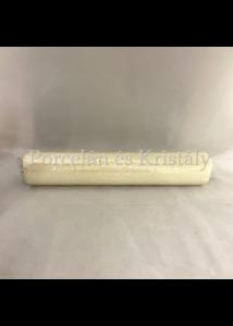 AMB.13604926 Elegance cream dombornyomott papír asztali futó 33x600cm