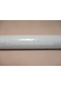 AMB.13605508 Elegance light blue dombornyomott papír asztali futó 33x600 cm