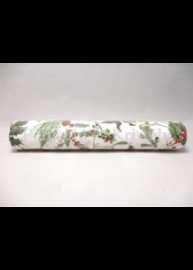 AMB.33614650 Téli bogyók karácsonyi papír asztali futó 33x600cm