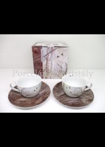 R2S.922DRAM Faded Dreams mini-tea szett 2 személyes, 4 részes, díszdobozban