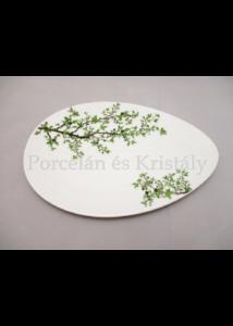 R2S.1086NTRA Natura porcelán kínálótál 1,5x24x16,5 cm