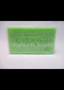 L.C.SAVR100-077 Zöld citrom illatú szappan, 100 gramm