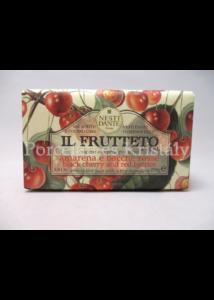 N.D. Fekete Cseresznye - Piros Gyümölcsök natúr szappan, 250 gramm