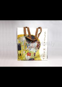 FRI.12710 Bevásárló táska Klimt: Csók, 61x38 cm